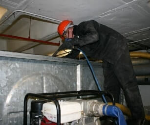 Cleaning Grease Traps